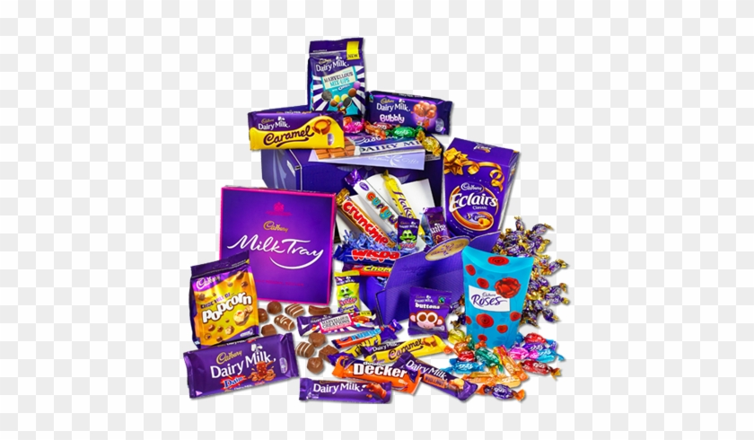 Win A Cadbury Sharing Hamper - All Dairy Milk Products #1220919