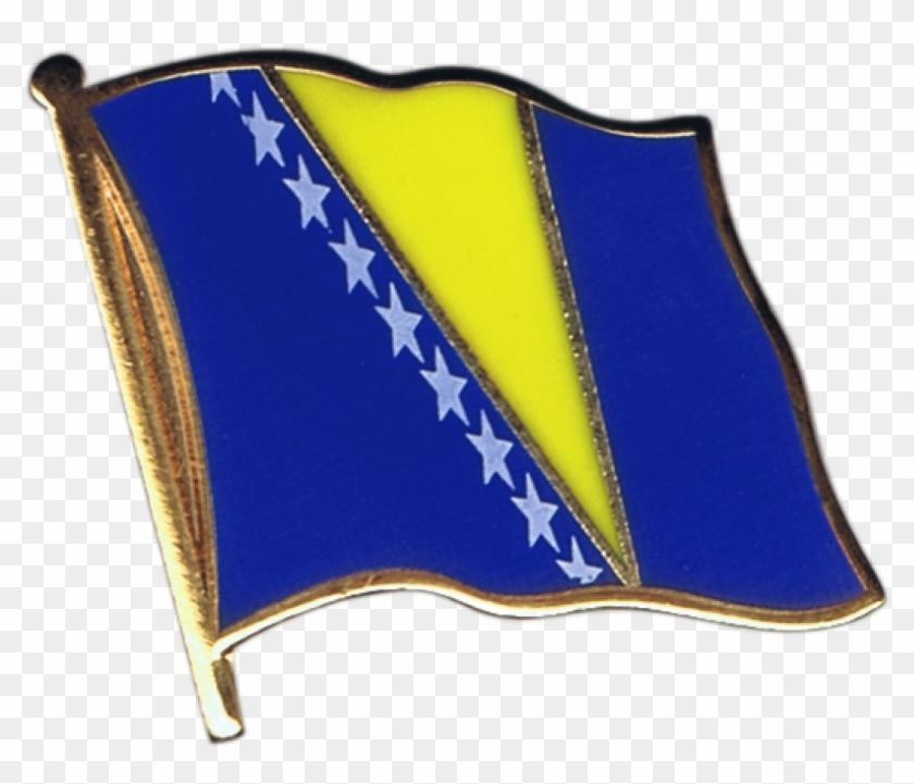 Bosnia-herzegovina Flag Pin, Badge - South Africa Flag Pin Badge 2x2cm #1221528
