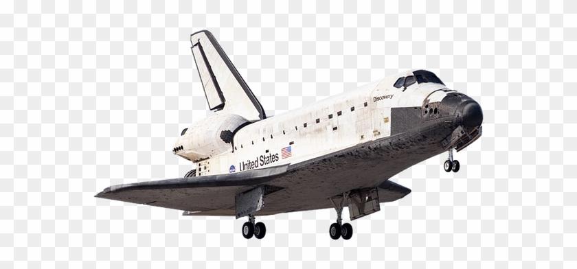 Spaceship Transparent Background - Space Shuttle Transparent #1221718