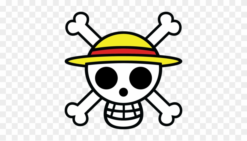 luffy face roblox Insignia Of The Straw Hats By Geinto Monkey D Luffy Logo Free Transparent Png Clipart Images Download