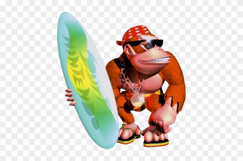 Zoom - Funky Kong Mario Kart Wii #1222444