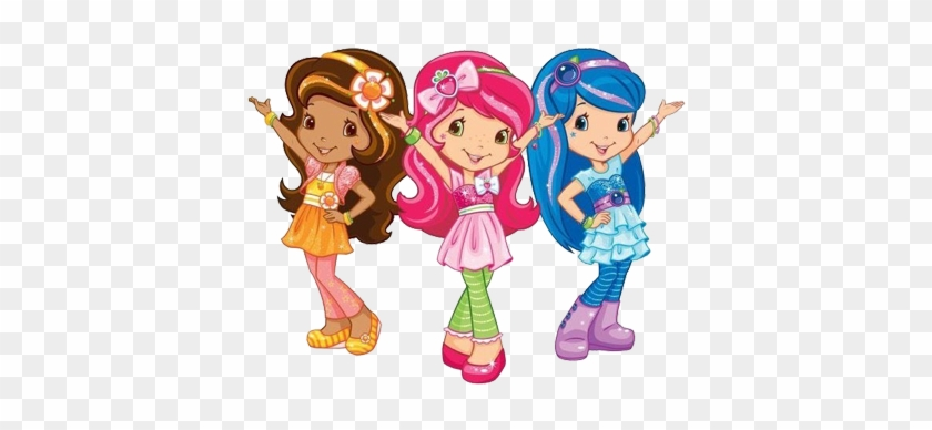 Tubes Strawberry Shortcake Strawberry Shortcake Cartoon Friends