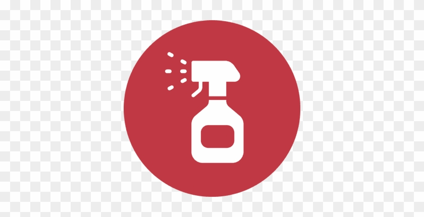 Spray Bottle Icon - Chart Of Accounts Icon #1223678