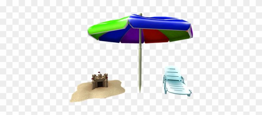 3d Roblox Portable Beach Free Transparent Png Clipart Images