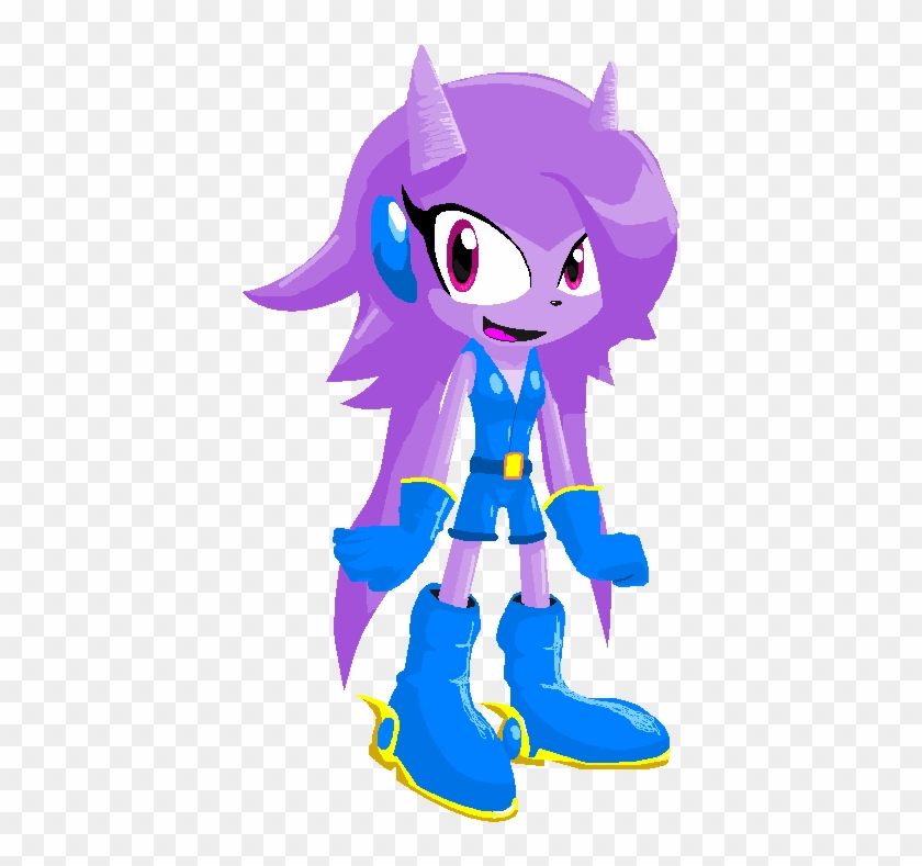 Sash Lilac By Silvertails841 - Lilac #1225279