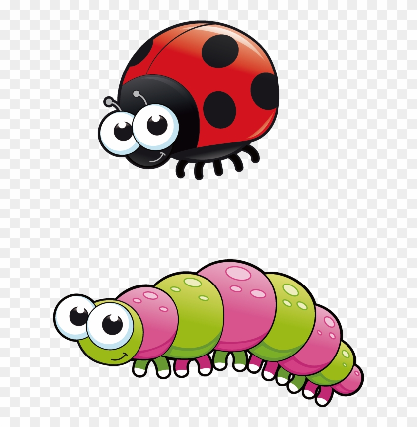 Insect Drawing Cartoon Clip Art Cartoon Bugs Free Transparent Png Clipart Images Download