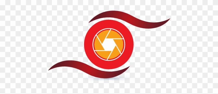 Png Logo Maker Online Real Clipart And Vector Graphics - Camera Logo Design Png #1226389