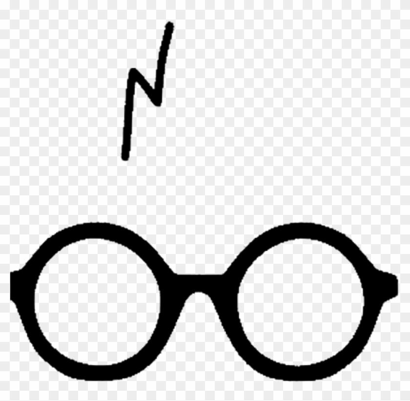 Harry Potter Glasses Clipart Harry Potter Glasses Png