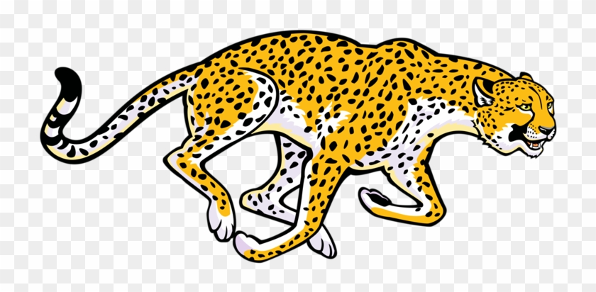 Cheetah Black And White Clip Art African Animals Clip Art Free Transparent Png Clipart Images Download