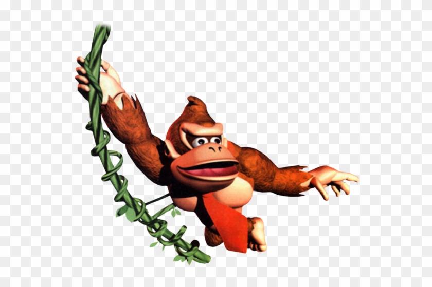 Donkey Kong - Donkey Kong Country Competition Cartridge #196935