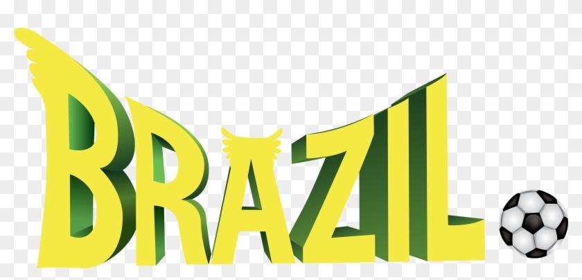 Brazil National Football Team 2014 Fifa World Cup Ball - Brazil Football Logo Png #196995