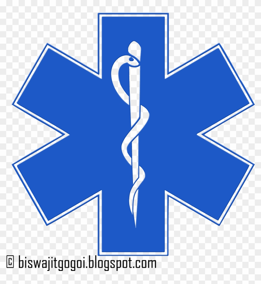 Medical Clipart Medical Emergency - Star Of Life #197028
