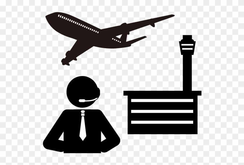 View All Images-1 - Air Traffic Control Clipart #197150