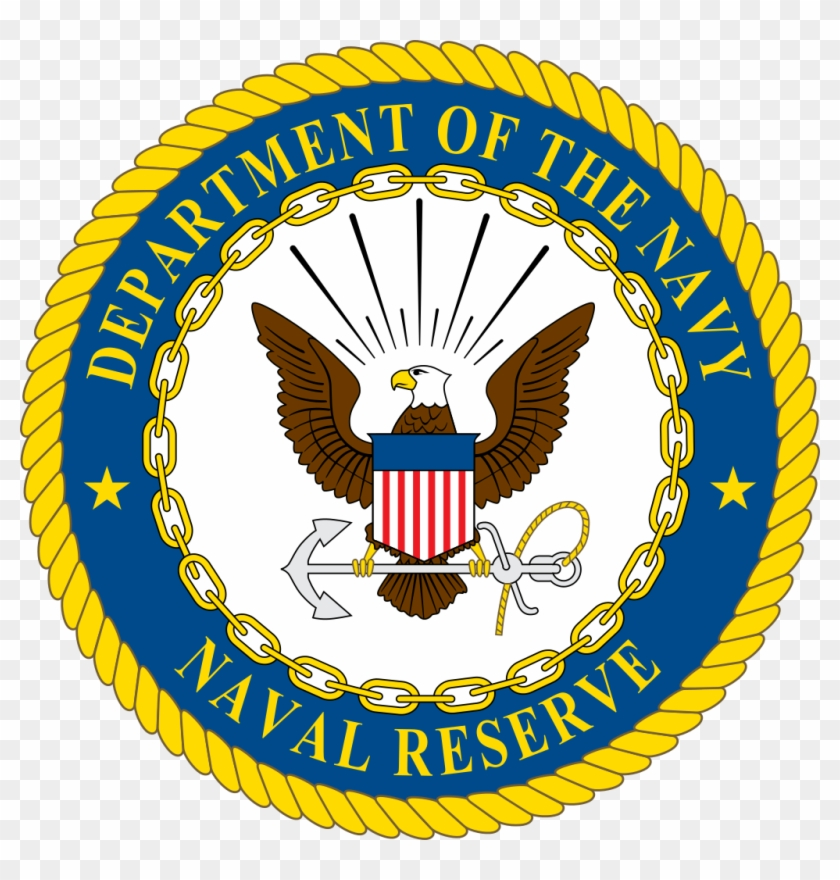United States Nr Seal - Us Navy Reserve Seal #197162