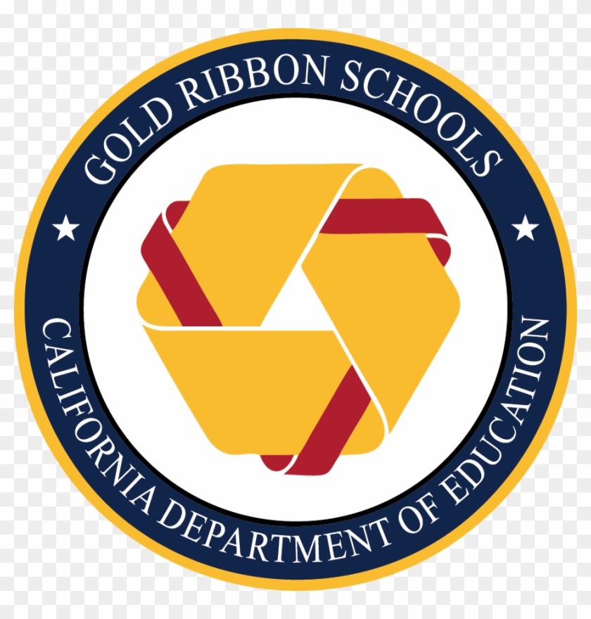 Gold Ribbon School - Marshalls High School Logo #197311