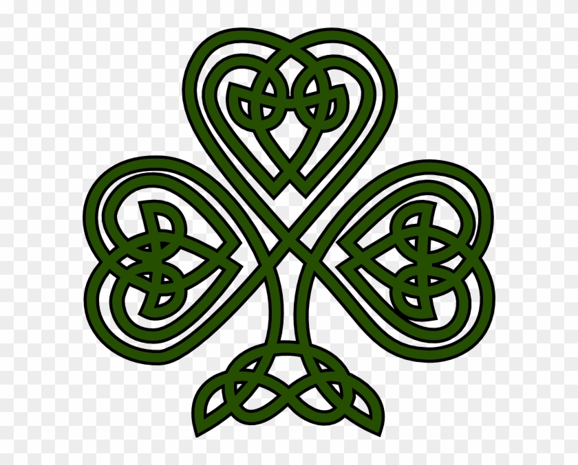celtic shamrock clip art at clker com vector clip art celtic knot rh clipartmax com celtic clip art to print celtic clipart free