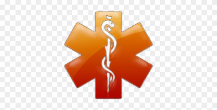 Medical Alert Symbol Clip Art - Medical Alert Symbol #197475