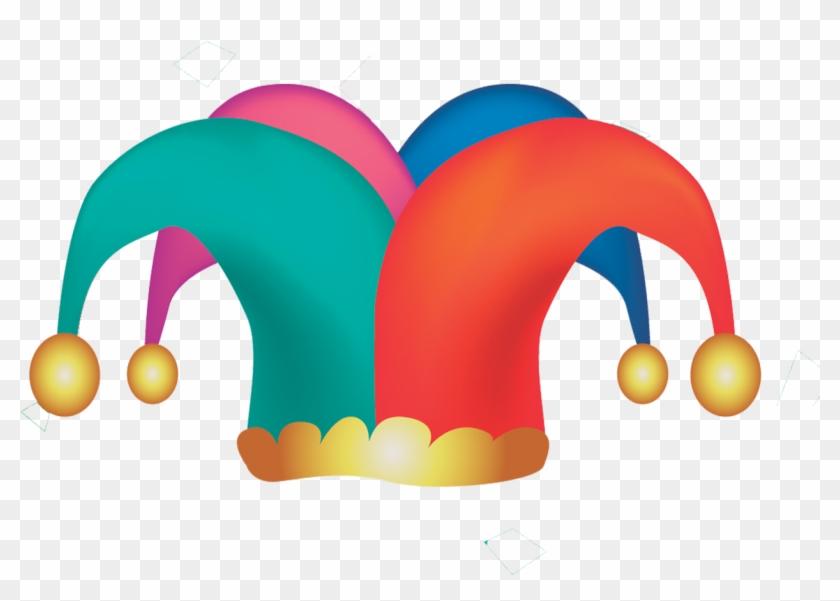Clown Circus Hat Clip Art - Clown #197869