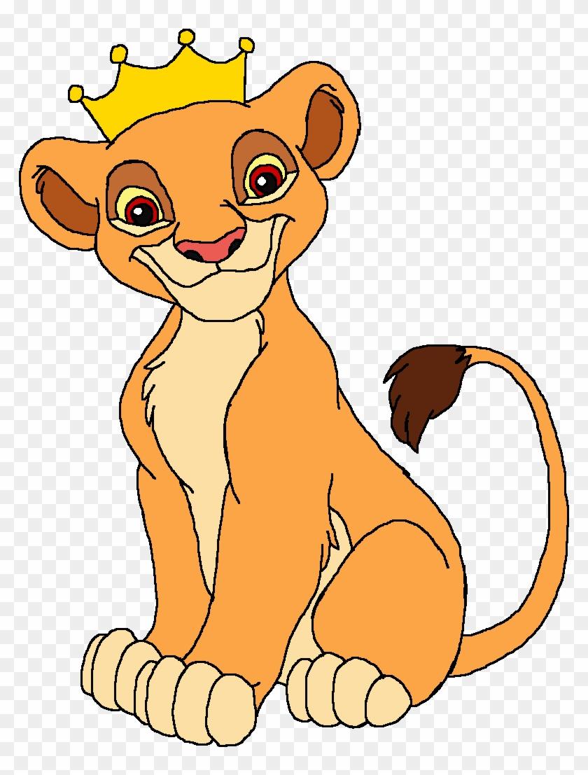 The Lion King Clipart Kiara - Princess Kiara Lion King #197937
