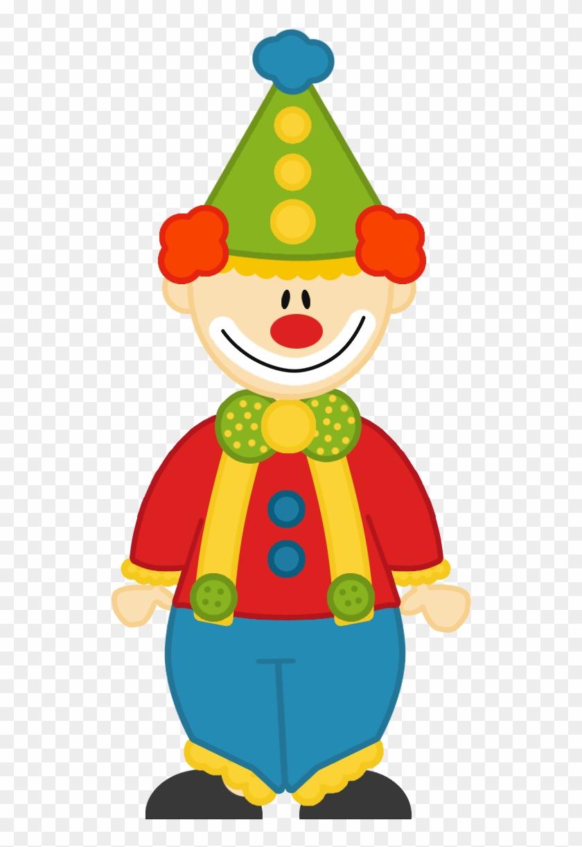 Clip Art - Circus Clown Clipart Free #197968
