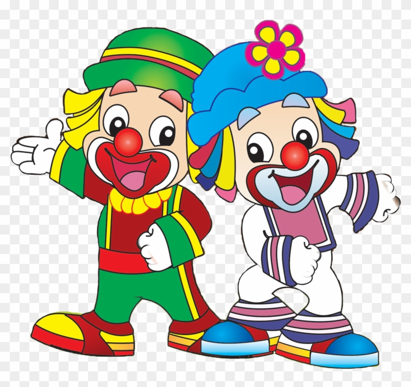 Funny Baby Clown Images Are Free To Copy For Your Personal - Flor Patati Patata Png #198328