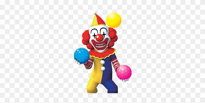 Circus Clown Images - Circus Clown Png #198374