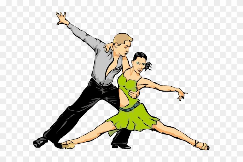 Latin Dance Royalty-free Clip Art - Latin Dance #198526
