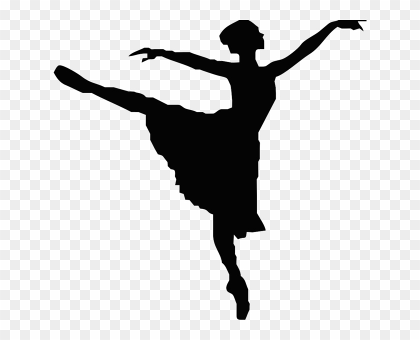 Dance Clipart Images Free Download Free Download Dance - Dancer Silhouette #198567