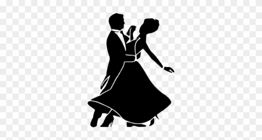Ballroom Dance Lessons - Black And White Ballroom Dancing #198585