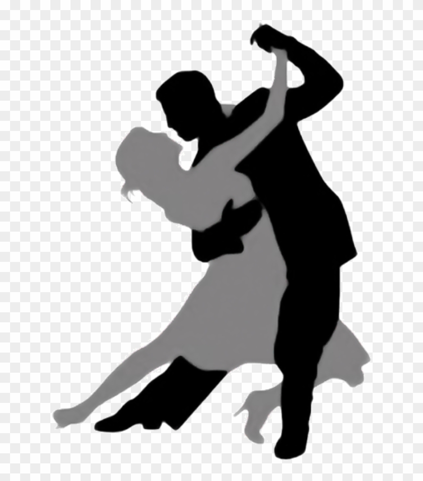 Click Here To Download A Printable Gift Certificate Ballroom Dancing Silhouette Free Transparent Png Clipart Images Download