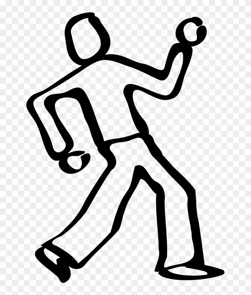 Onlinelabels Clip Art - Dancing Clip Art #198615