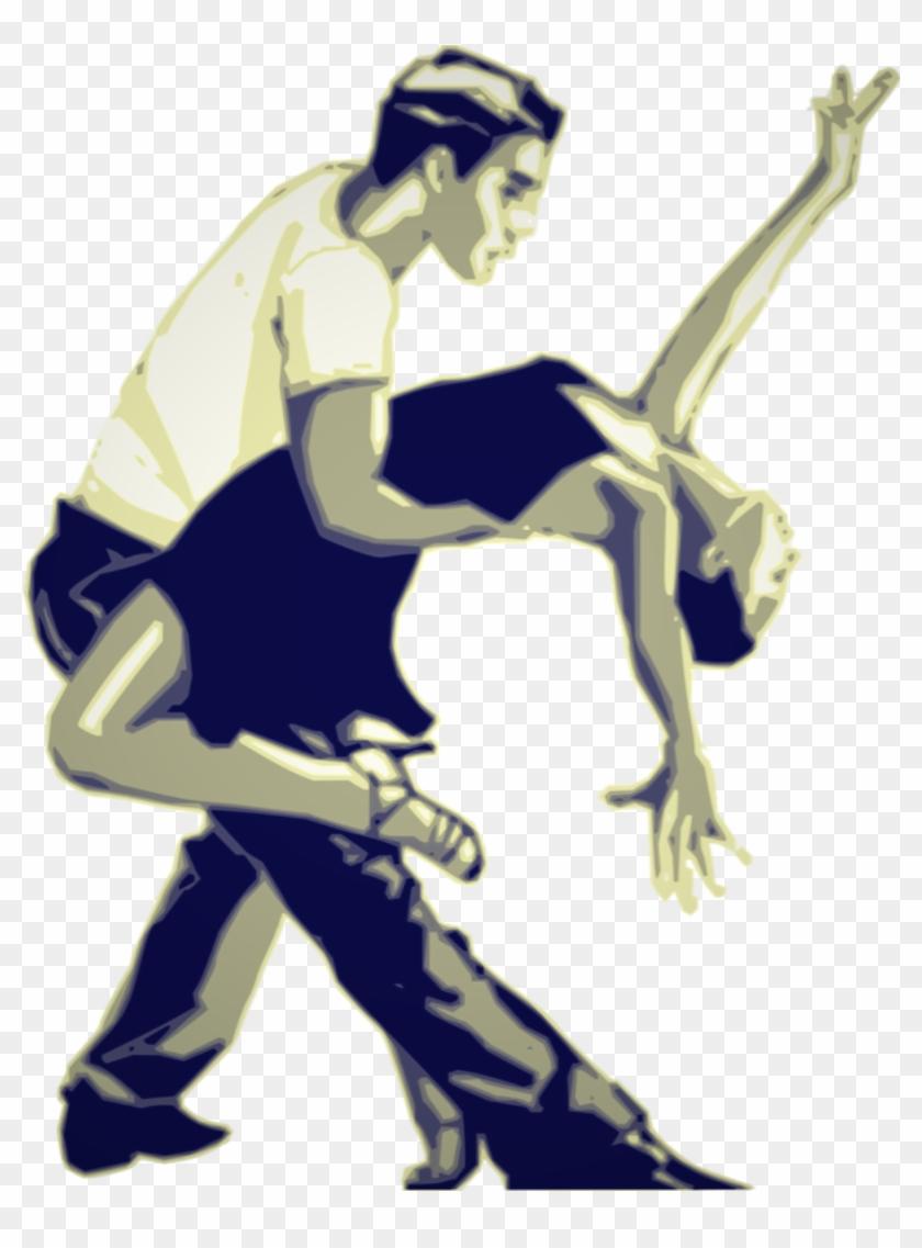 Salsa Latin Dance Ballroom Dance Clip Art - Salsa Latin Dance Ballroom Dance Clip Art #198918