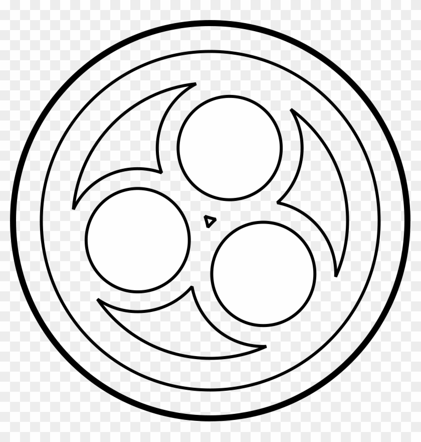 Free Clip Art Download - Circle And Design Drawing #198995