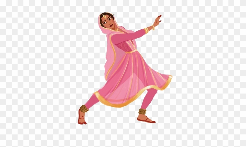 About Learning Kathak Dancing Style Training Free Videos Kathak Dancer Clipart Free Transparent Png Clipart Images Download