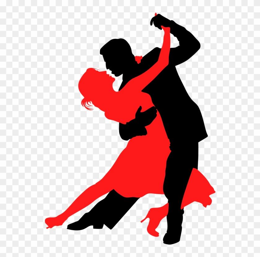 First Dance Song - Ballroom Dancing Silhouette #199068