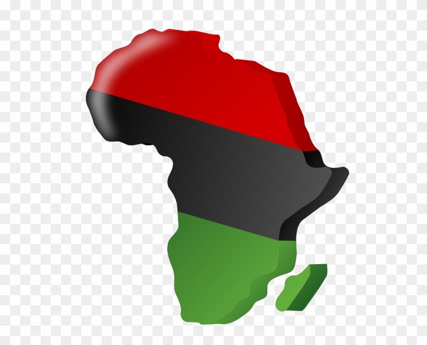 African Pride Clip Art - Africa Clipart #199232