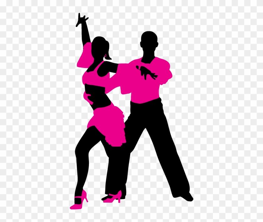 Ballroom Dancing Dancer Pin Badge
