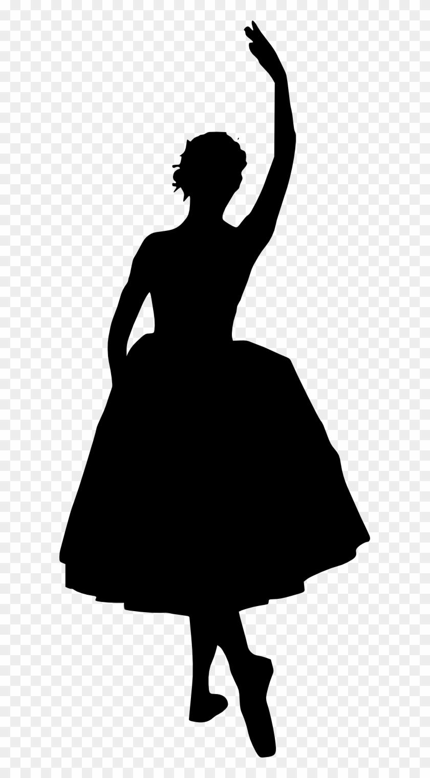 Free Download - Ballet Dancer #199734