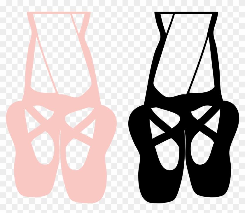 Tap Dance Ballet Dancer Ballet Shoe Clip Art - Dance Shoes Clip Art #199924