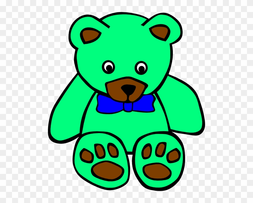 Teddy 7 Clip Art - Nice Pictures Comments Gif #199993