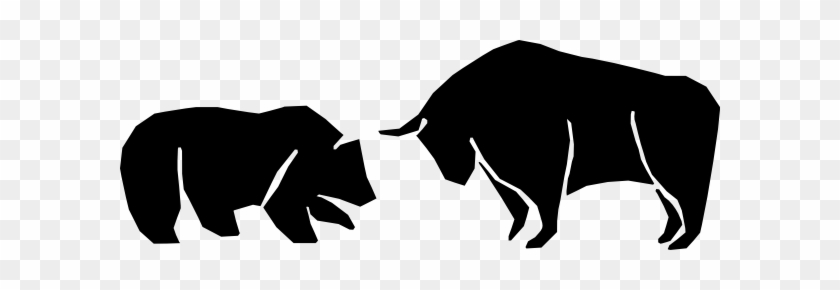 bull and bear icon free transparent png clipart images download bull and bear icon free transparent