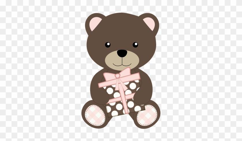 Baby Bears - Cute Teddy Bear For Baby Girls #200450