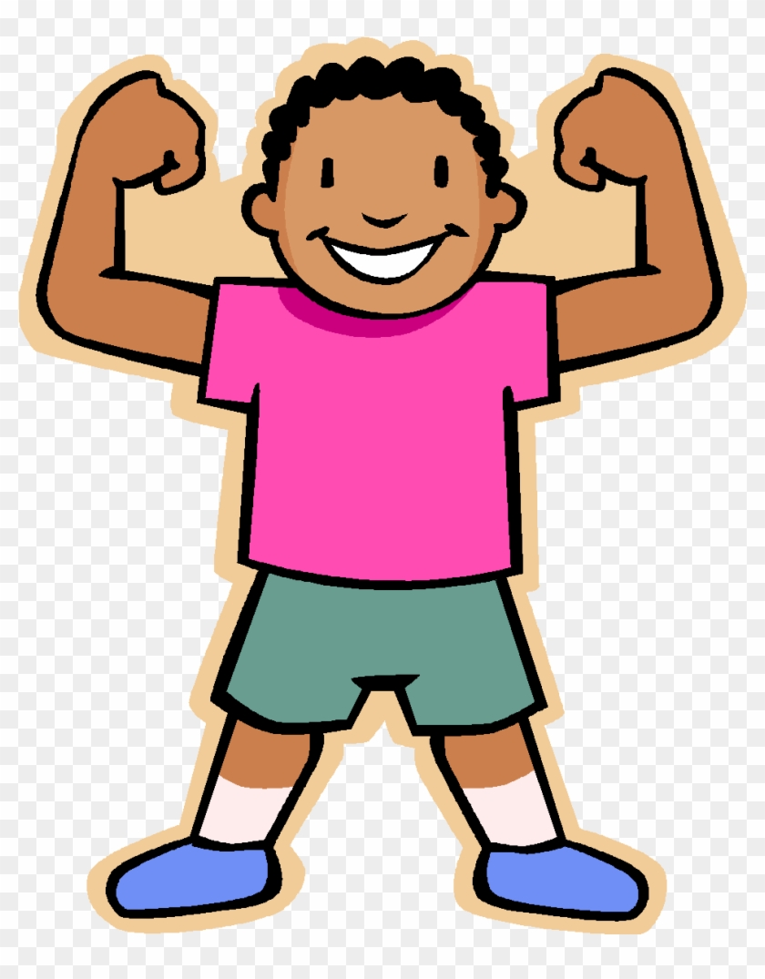 Clipart Healthy Body