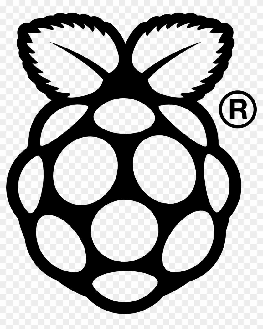 Raspberry Pi Logo [pdf] Vector Eps Free Download, Logo, - Raspberry Pi Logo #200627
