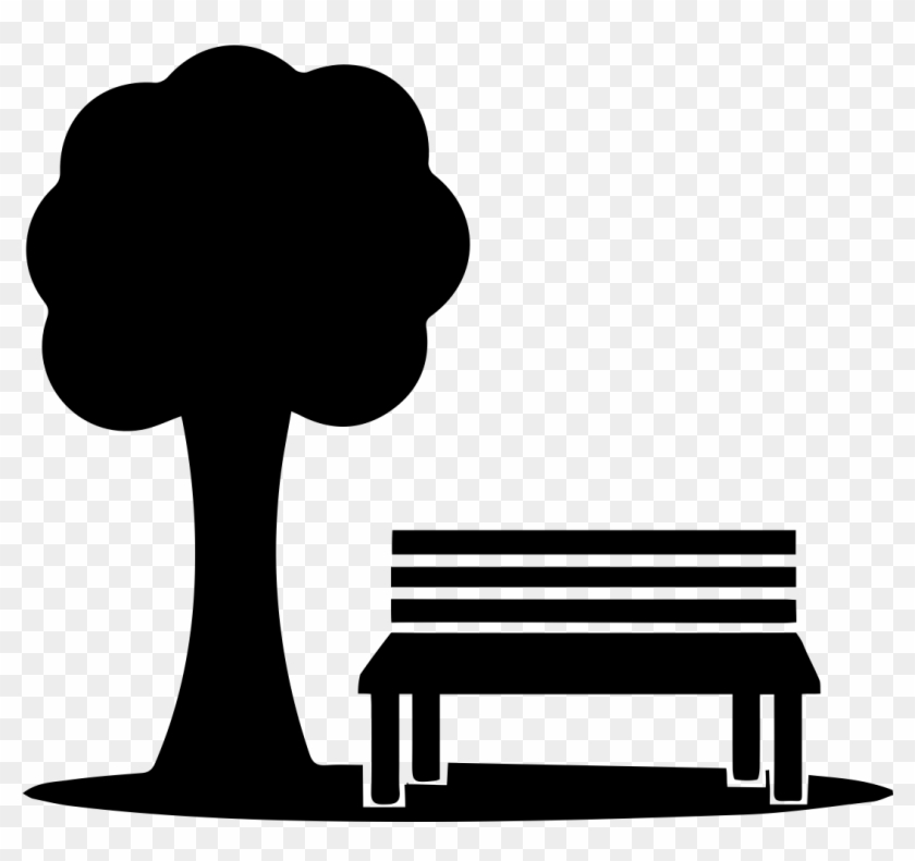 Healthy Community Design Sector Park Icon Black And White Free Transparent Png Clipart Images Download