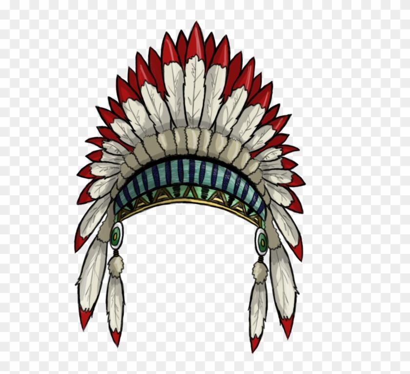 Indian Headdress Clipart - Native American Headdress Png ...
