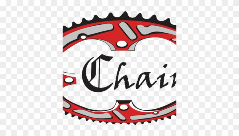 Chain Bikes - Letter C In Old English #1229464