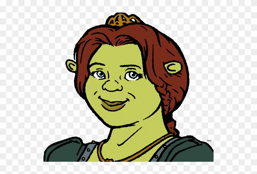 Fiona Shrek Free Transparent Png Clipart Images Download