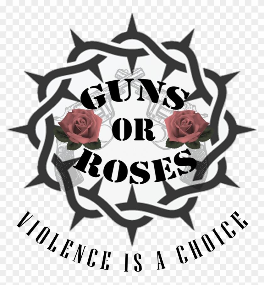 Guns Or Roses - My True Valentine Jesus #1230585