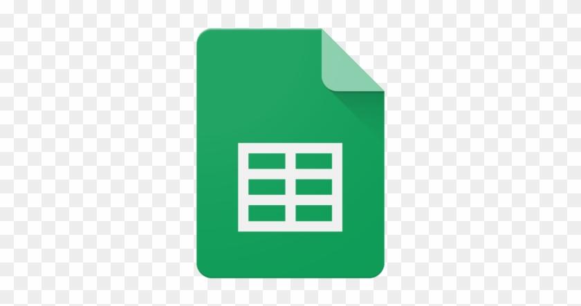 Google Sheets Google Sheets Icon Png Free Transparent Png